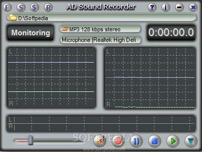 Free Download AD Sound Recorder 5.6