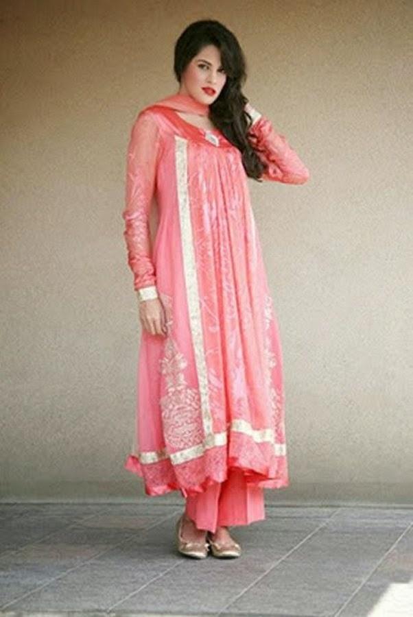 pakistani long sleeves shirts 2014 pakistani long kurti