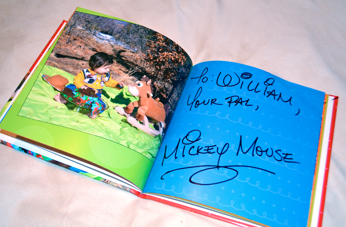 Where To Buy Autograph Books For Disney World