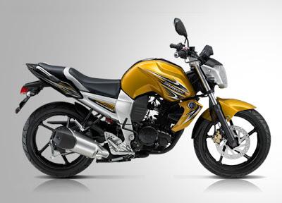 Yamaha Byson 2013 Kuning Emas