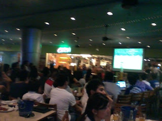 Philippine Azkals Fans at NSG