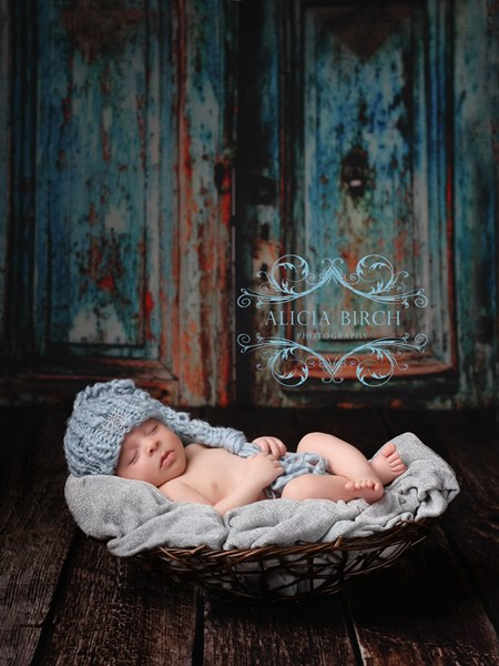 Alicia Birch Photography - Newborn Portrait