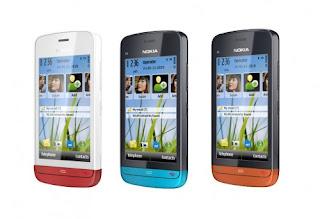 Nokia C5-05 and Nokia C5-06