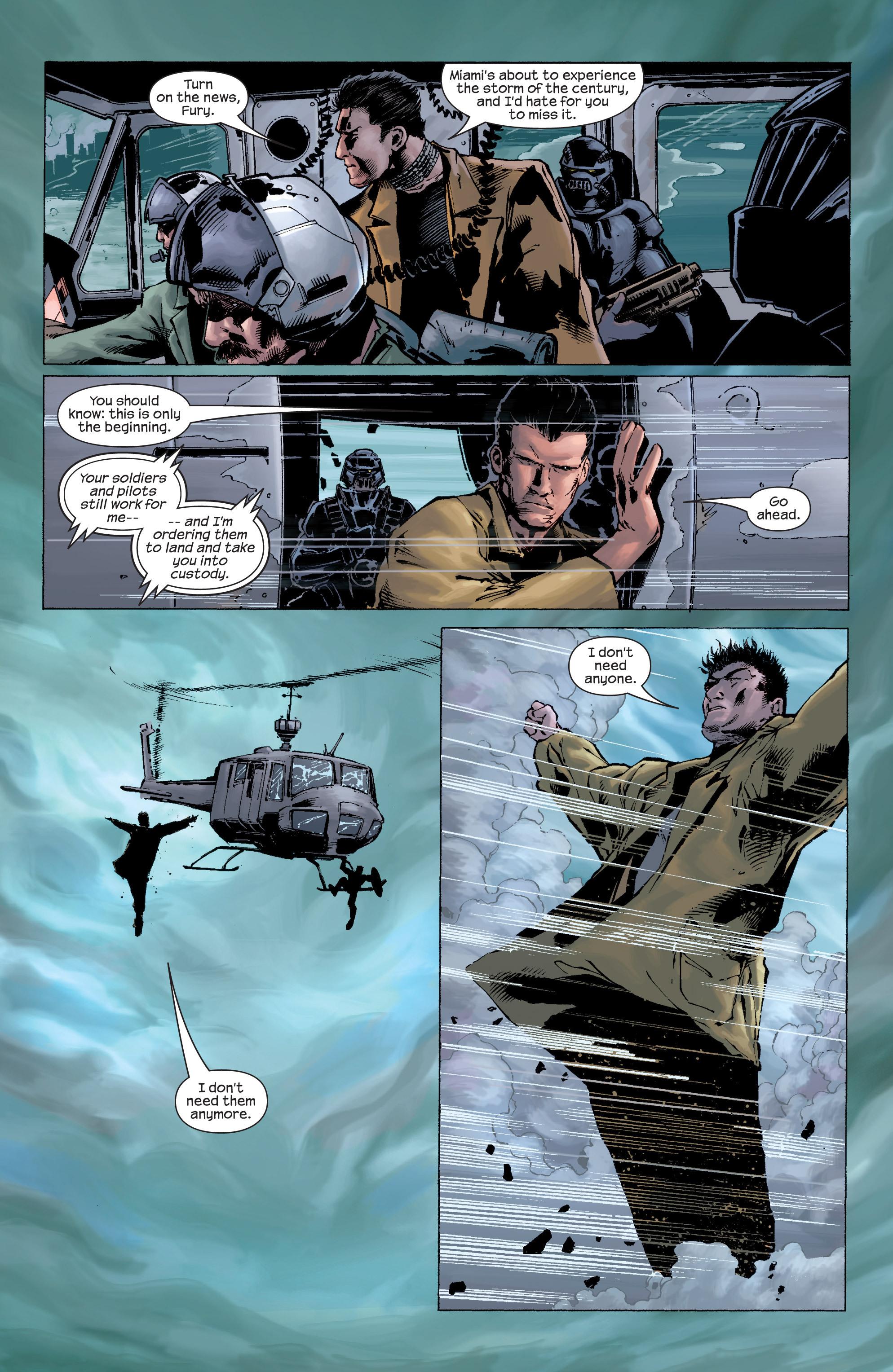 Captain America (2002) Issue #9 #10 - English 19