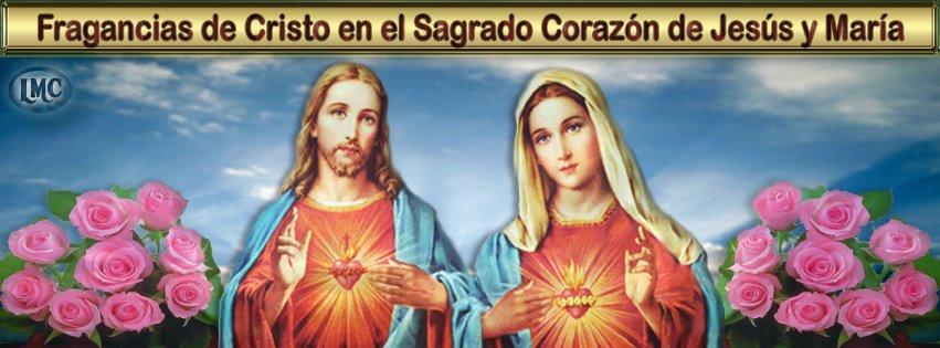 FRAGANCIAS DE CRISTO