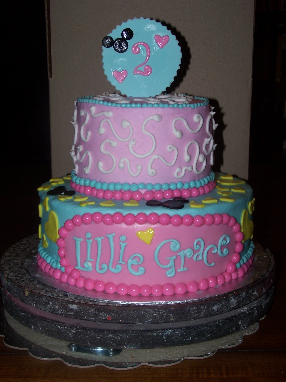Learning To Fly Cakes and Pastries: Happy Birthday, Lillie ...