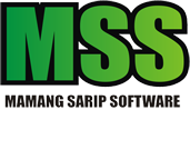 MSS : Mamang Sarip Software