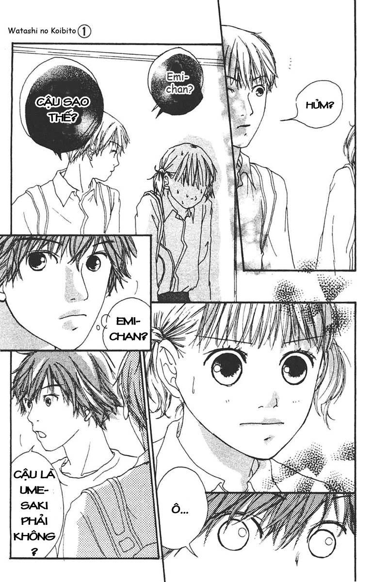 Watashi no Koibito chap 4 - Trang 38