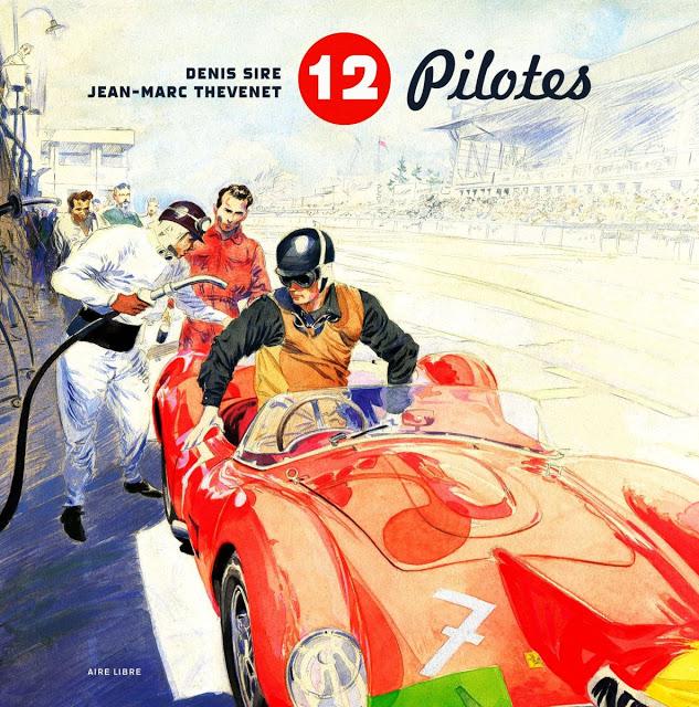 """""""12 Pilotes"""""""