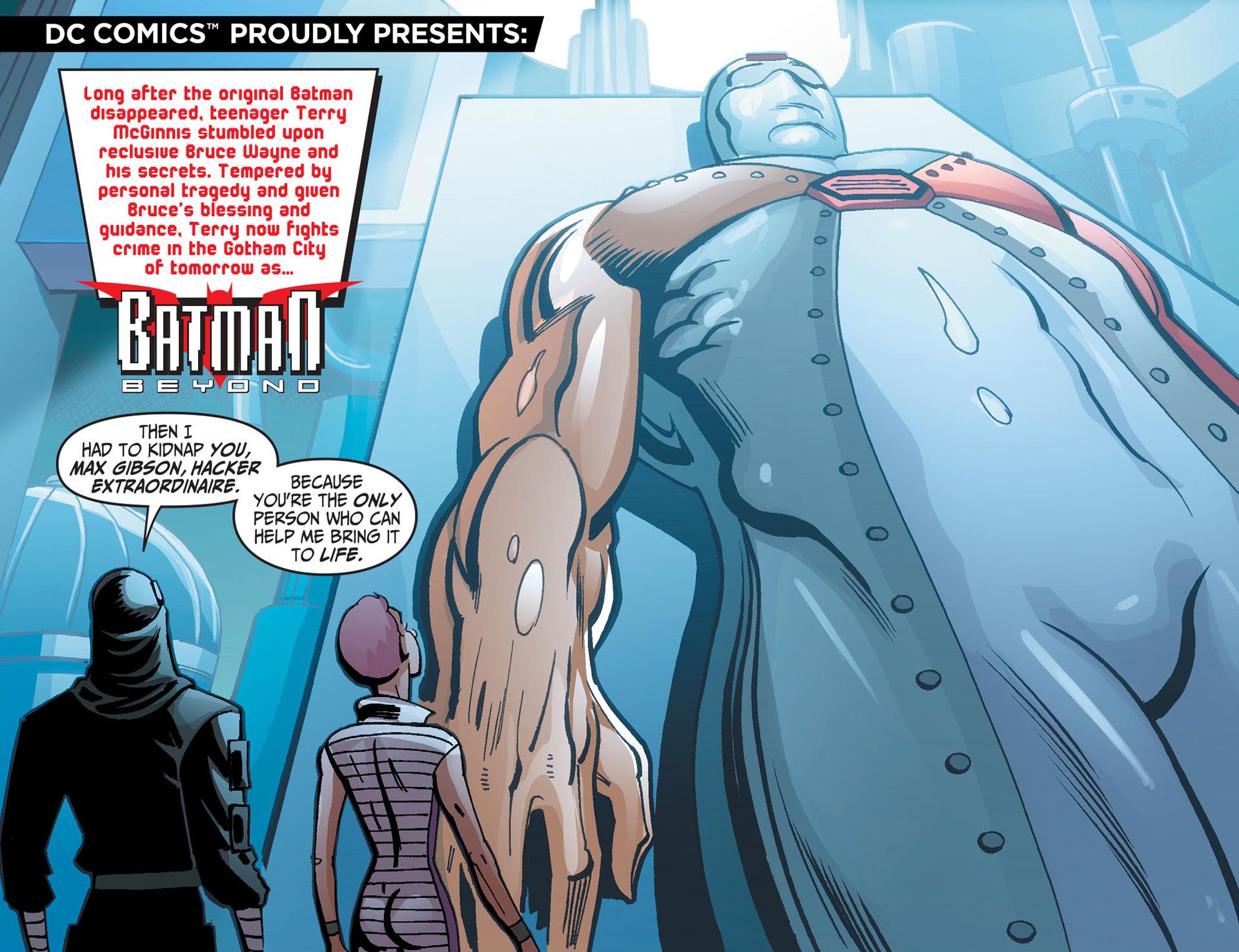 Batman Beyond (2012) Issue #21 #21 - English 4