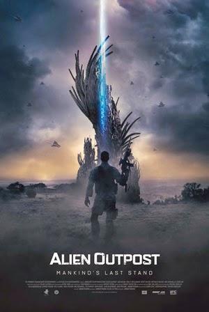 Alien Outpost 37 2014 poster