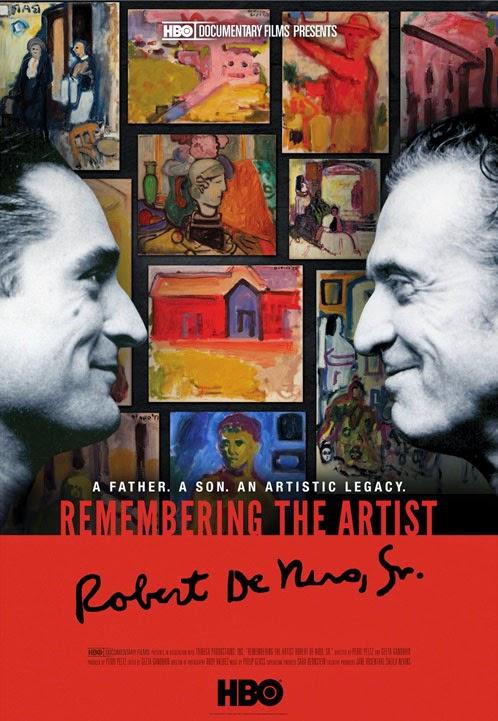 Lembrança do Artista Robert De Niro Sr. – Dublado (2014)
