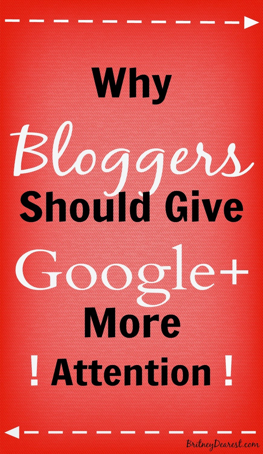 Why Bloggers Should Frequent Google+