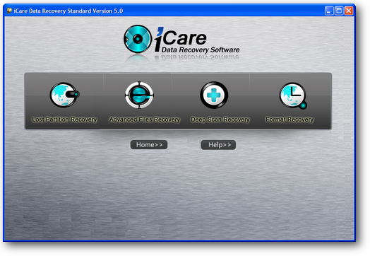 iCare Data Recovery Standard Full Version