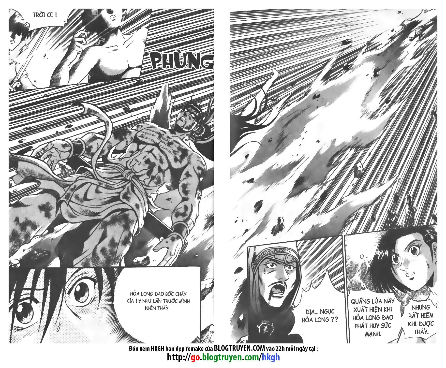 Hiệp Khách Giang Hồ chap 159 page 21 - IZTruyenTranh.com