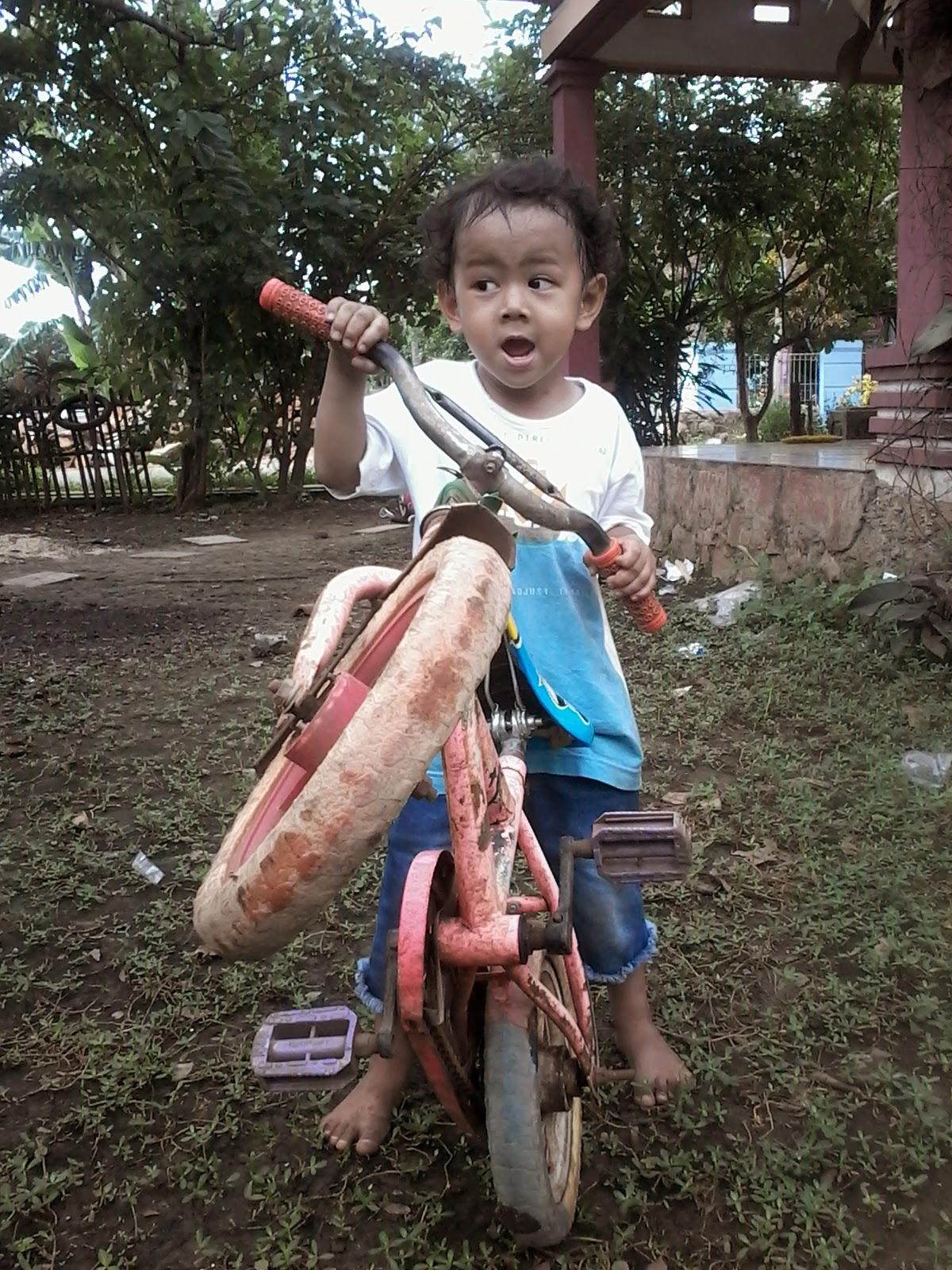 sepeda hisyam