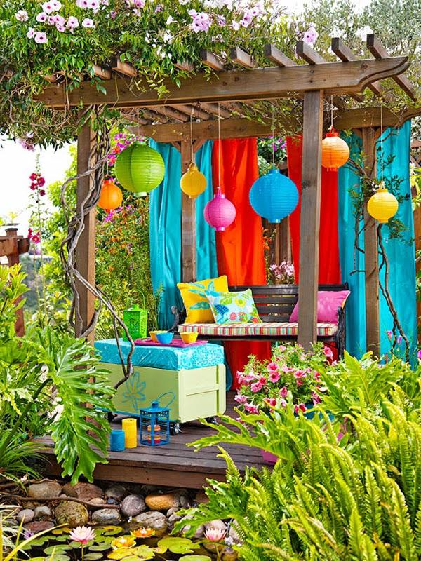 Vita all 39 aperto con colore for Layout di patio all aperto