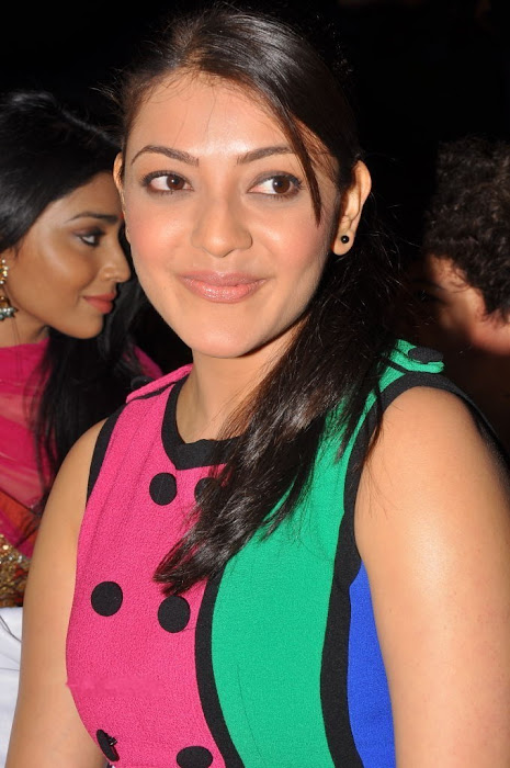 kajal at endukatne premanta audio launch cute stills