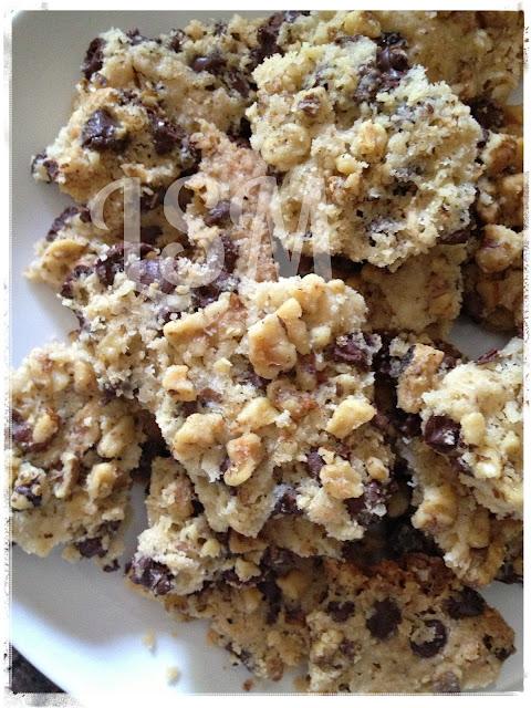 secret recipe club: cookie brittle