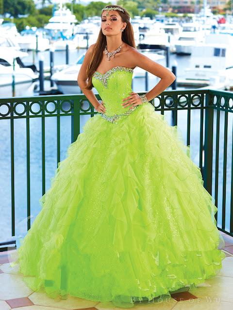 Vestidos de 15 años - Especial vestidos de fiesta