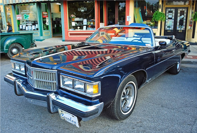 ポンティアック・グランビル | Pontiac Grand Ville (1971-75)