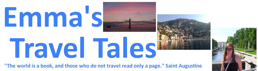 Emma's Travel Tales