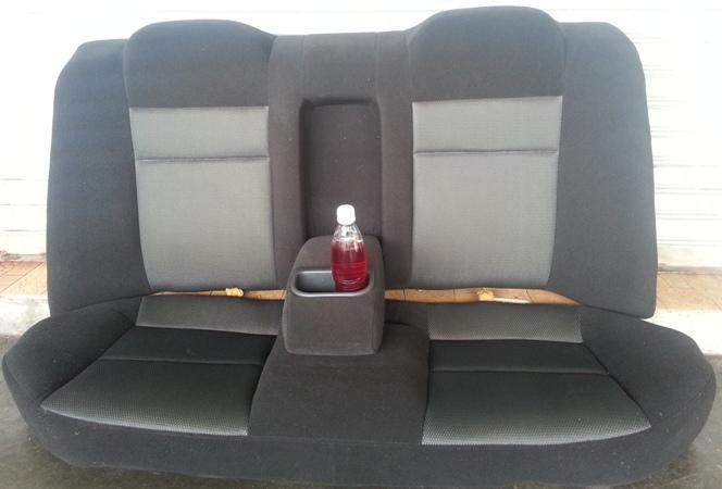 Dingz garage rear seat lancer evo 7 gta for Garage seat 91