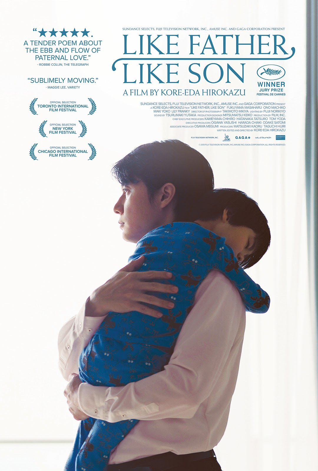 "Review | ""Like Father, Like Son"""