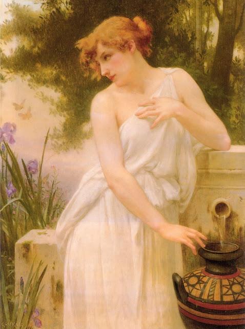 Beauty,classical art,art history