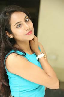 Kenisha Chandran Stills At Jagannatakam Movie Release Press Meet 13.jpg