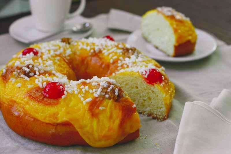 Kanela y Limón: Rosca de Pascua