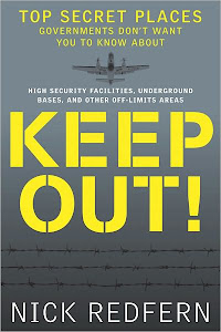 MY NEW BOOK: KEEP OUT!