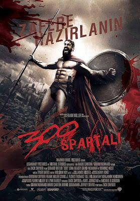 300 Spartalı türkçe dublaj izle, hd izle, full izle, filmini izle