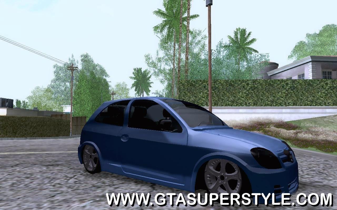 GTA SA - Chevrolet Celta 2010 FIXA