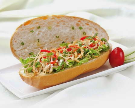 Vietnamese food - Vietnamese Sandwich Recipes