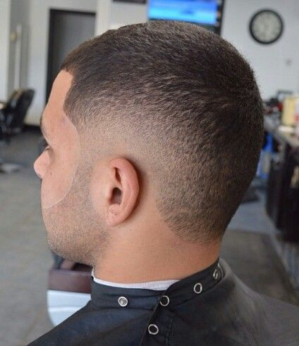 men short urban hairstyle