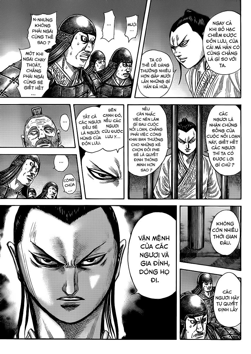 Kingdom – Vương Giả Thiên Hạ (Tổng Hợp) chap 375 page 10 - IZTruyenTranh.com