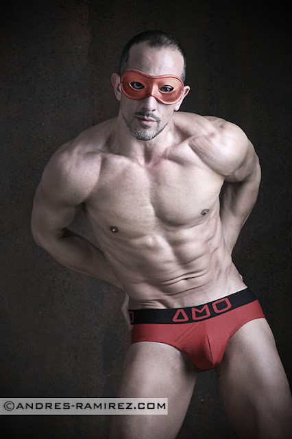 Jaime Abella by Andres Ramirez in AMU briefs