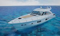 3d model searay yacth boat