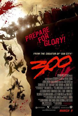 300 film poster
