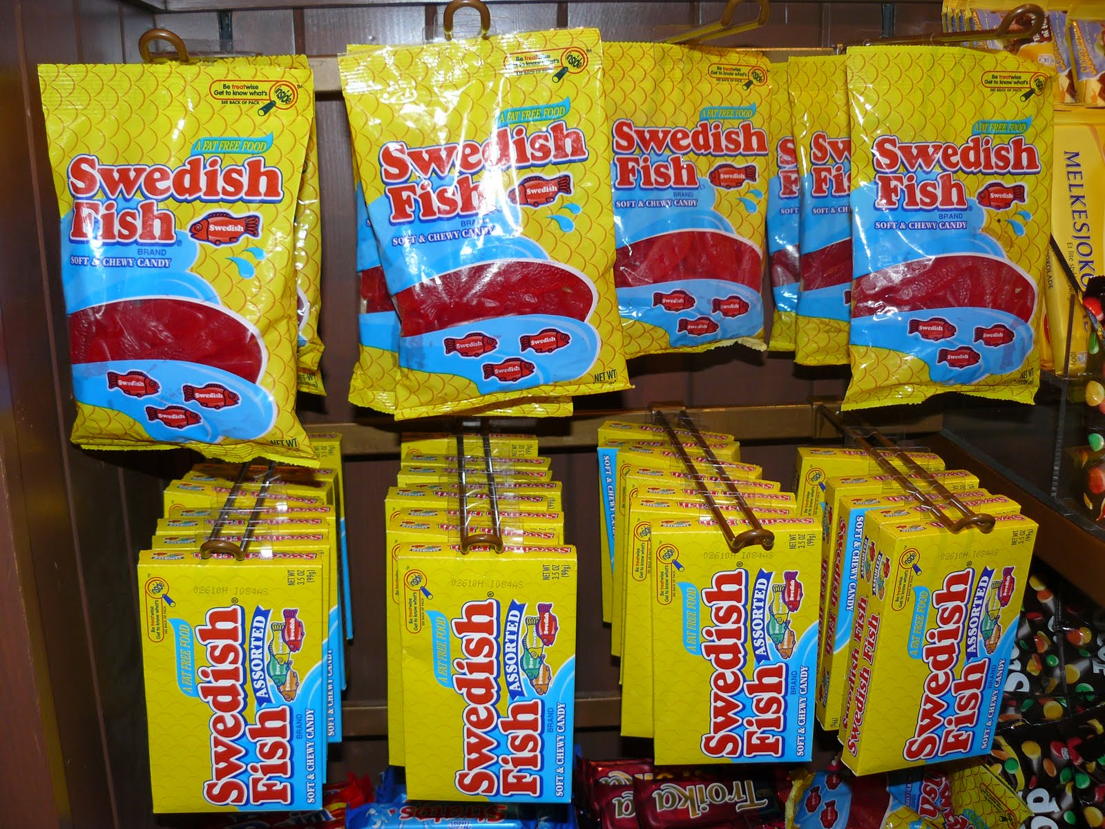 The bashful vegan you are not the first to pass this way for Are swedish fish vegan
