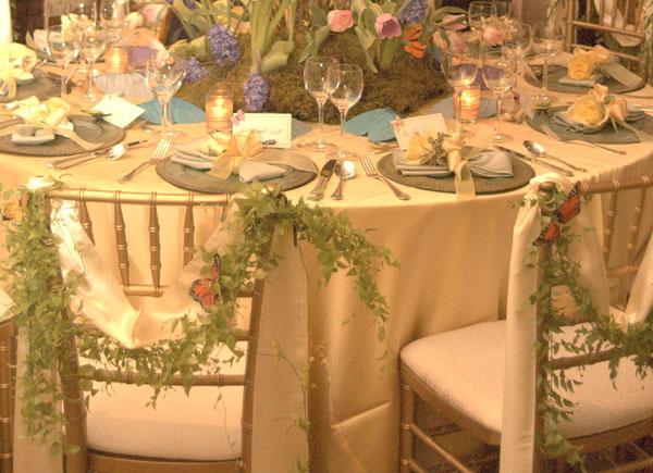 Weddings by lht emerge events and wedding planning themed for Butterfly wedding