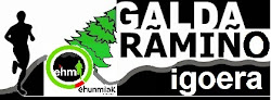 Galdaramiño ML: 18km / 900mD+ / Eibar