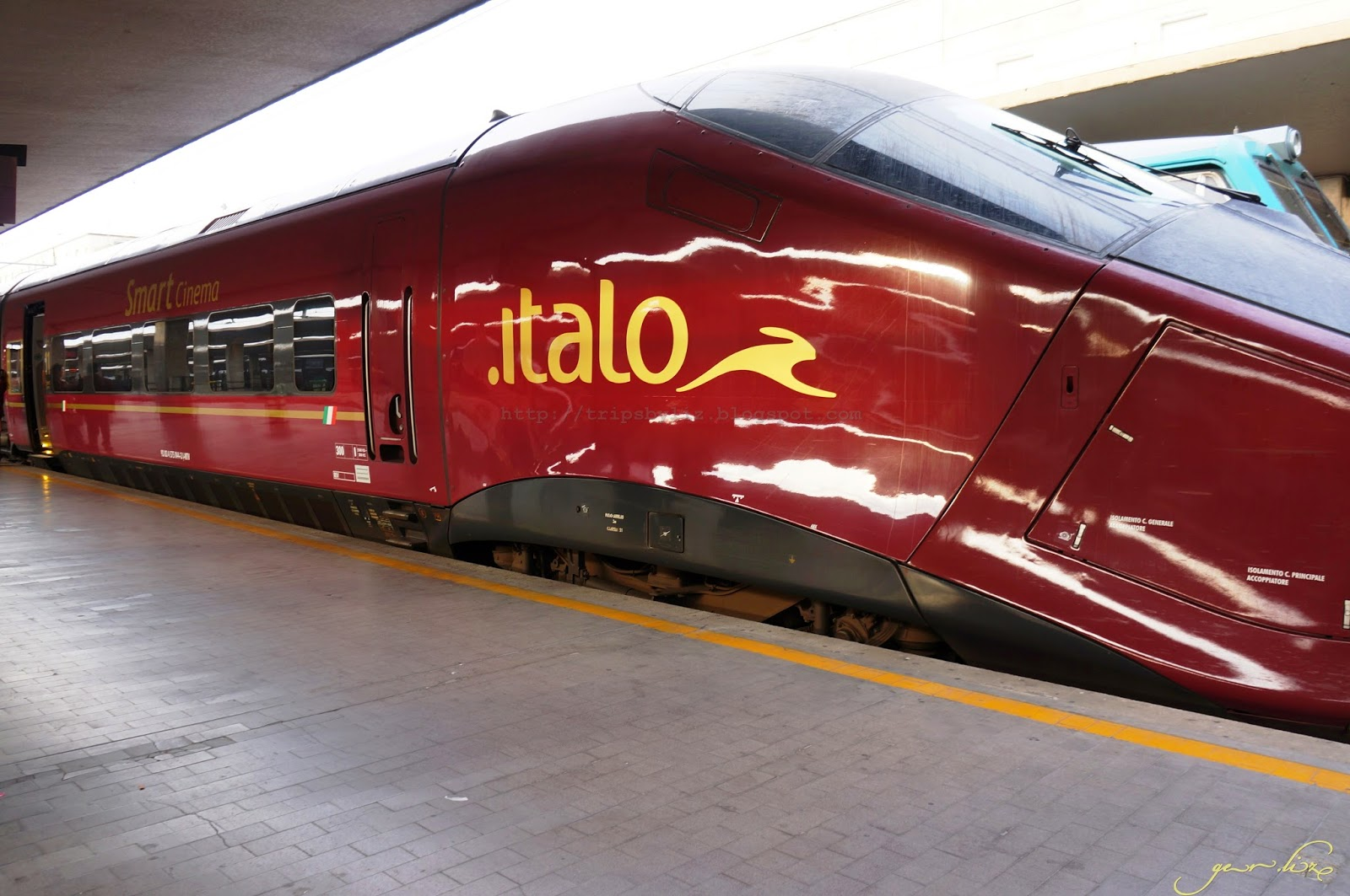 how to get from pisa to florence by train