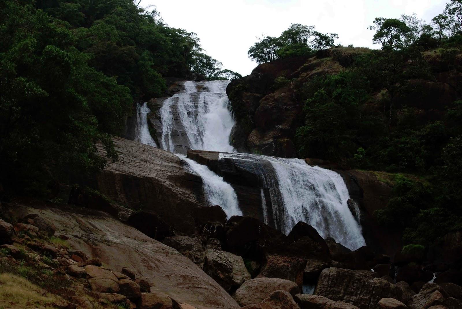 Vanatheertham Waterfalls,Karaiyar,Tirunelveli,Tamilnadu Photo by Sarath Sree kumar