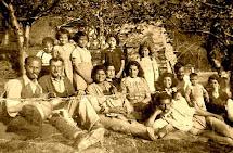 סיפורה של תמונה , סיפור הצלתה המרתק והמרגש של משפחת חכים בהרי הפיליון ביוון