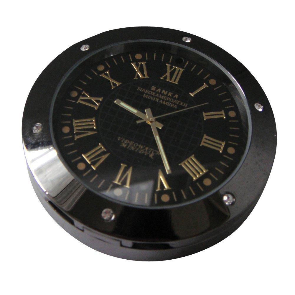 High Definition Spy Table Clock Spycamstore