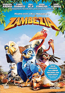 Download Zambezia   BDRip Dual Áudio