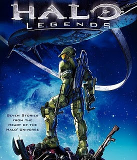 Halo Legends – DVDRIP SUBTITULADA