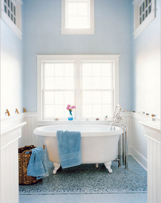 Alkemie april 2011 for House beautiful bathrooms
